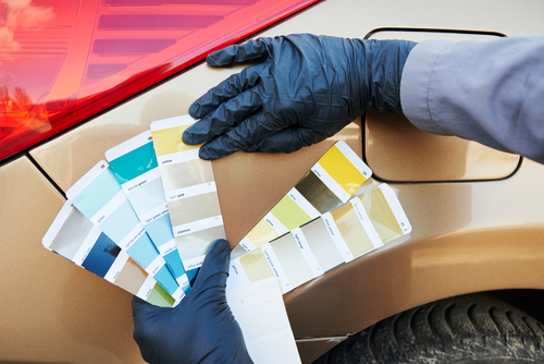 auto painting Seagoville TX